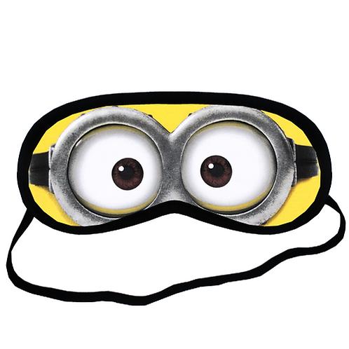 EYM441 minion Eye Printed Sleeping Mask