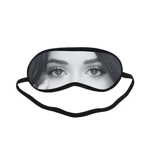 ITEM196 Camila Cabello Eye Printed Sleeping Mask
