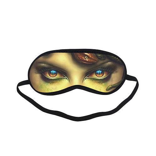 SPM364 medusa Eye Printed Sleeping Mask