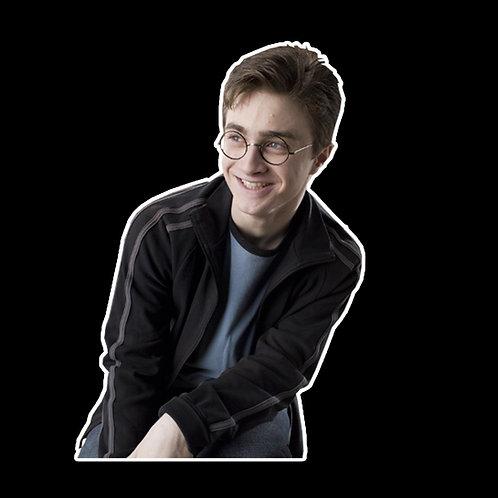 HP32 Harry Potter Hogwarts Stickers Decal Vinyl Car Bumper Window Sticker Laptop
