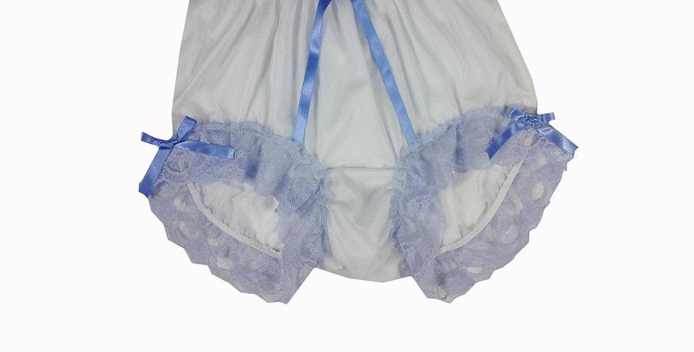 NNH11D106 Handmade Panties Lace Women Men Briefs Nylon Knickers