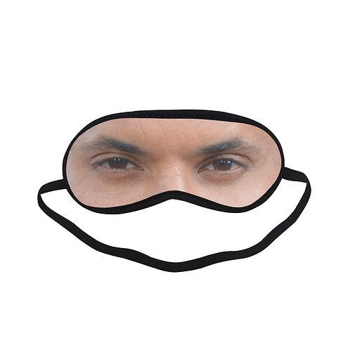 EOL296 Ricky Whittle Eye Printed Sleeping Mask