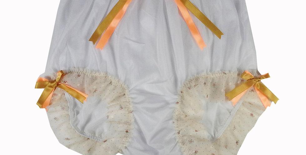 NNH11D48 Handmade Panties Lace Women Men Briefs Nylon Knickers