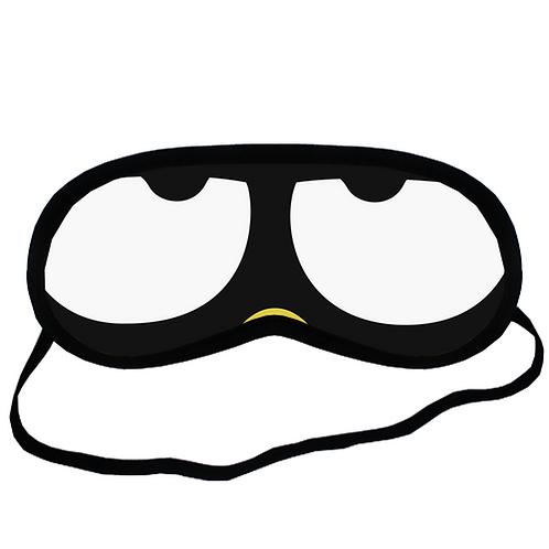EYM1833B badtz maru sanrio Eye Printed Sleeping Mask