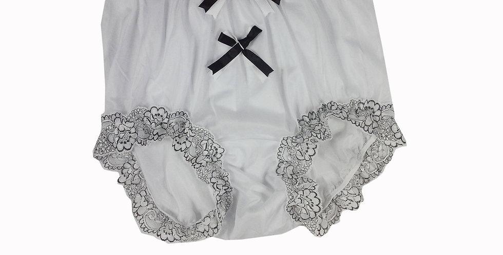 NNH10D119 Handmade Panties Lace Women Men Briefs Nylon Knickers