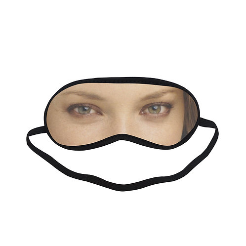 JTEM016 Amy Smart Eye Printed Sleeping Mask