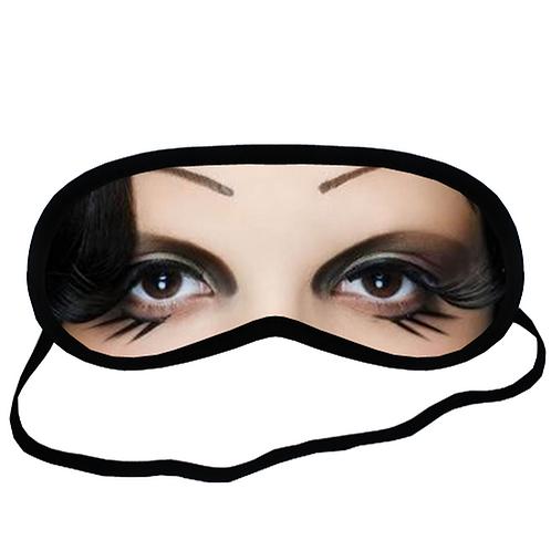 EYM1735 ART MAKEUP Eye Printed Sleeping Mask