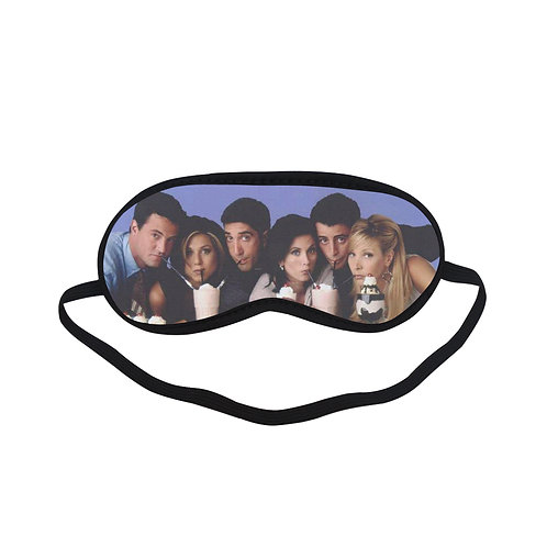 ITEM335 Friends TV Show Eye Printed Sleeping Mask