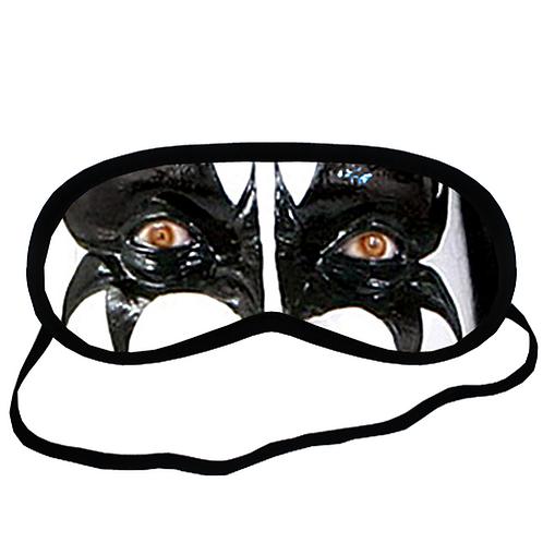 EYM1472 KISS BAND Eye Printed Sleeping Mask