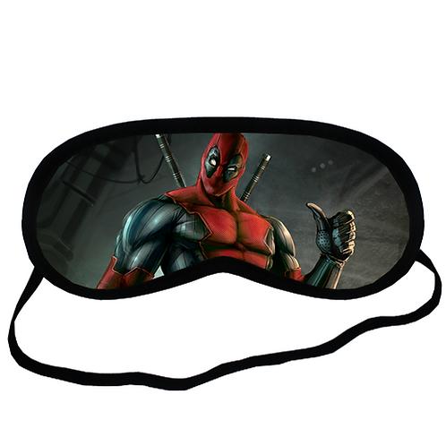 EYM1913 Deadpool Eye Printed Sleeping Mask