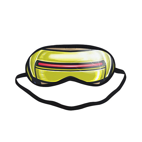 SPM170 Cyclops marvel Eye Printed Sleeping Mask