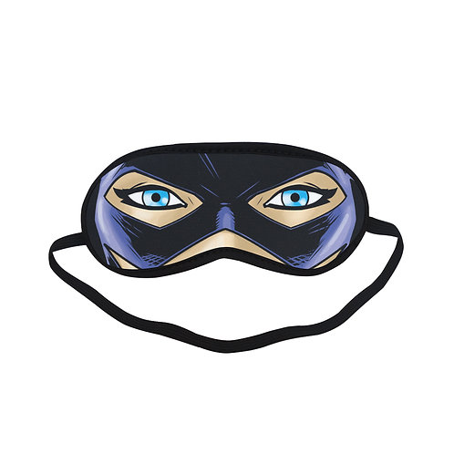 SPM107 Cat Women Eye Printed Sleeping Mask