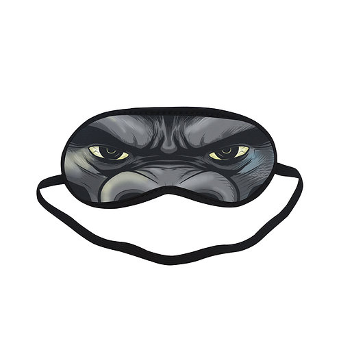 SPM246 gorilla Eye Printed Sleeping Mask