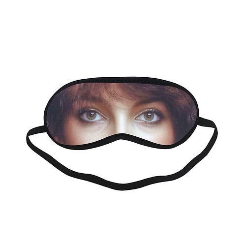 JTEM263 Kate Bush Eye Printed Sleeping Mask