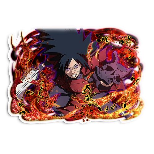 NRT441 Uchiha Madara Rinnegan Akatsuki Naruto anime s