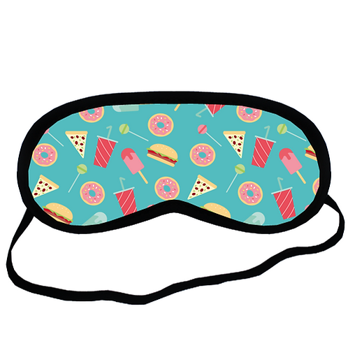 EYM753 Design Graphic Art Eye Printed Sleeping Mask