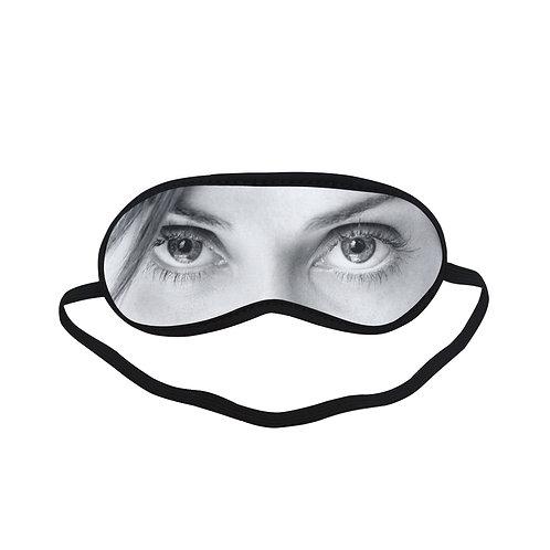 JTEM377 Natalie Imbruglia Eye Printed Sleeping Mask