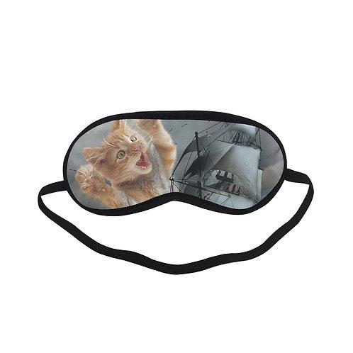 ATEM293 paw kitten Eye Printed Sleeping Mask