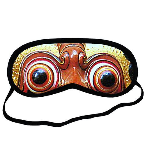 EYM1592 Ramayana Eye Printed Sleeping Mask
