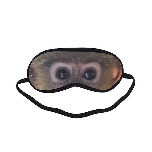 BTEM341 Monkey Faces Eye Printed Sleeping Mask