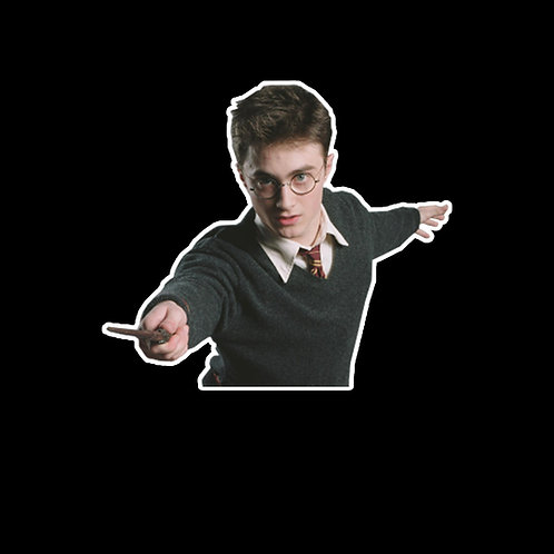 HP52 Harry Potter Hogwarts Stickers Decal Vinyl Car Bumper Window Sticker Laptop