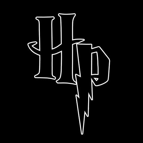 HP11 Harry Potter Hogwarts Stickers Decal Vinyl Car Bumper Window Sticker Laptop