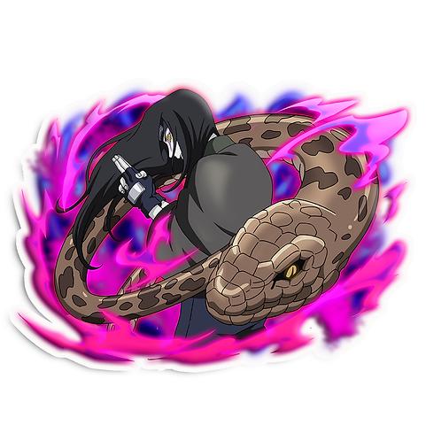NRT303 Orochimaru Akatsuki legendary Sannin Naruto anime s