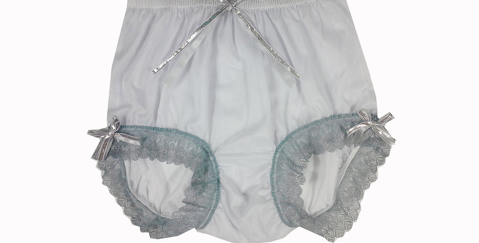 NNH11D125 Handmade Panties Lace Women Men Briefs Nylon Knickers