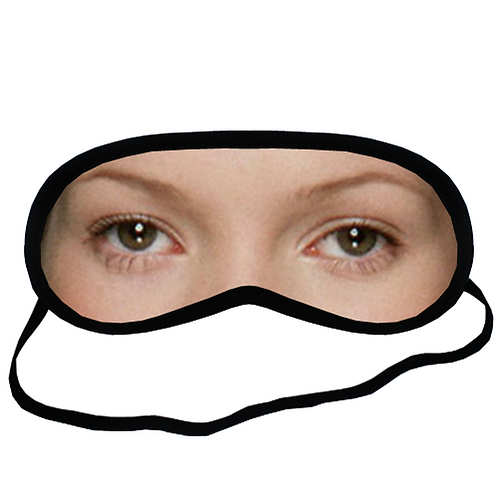 EYM368 Kate moss Eye Printed Sleeping Mask