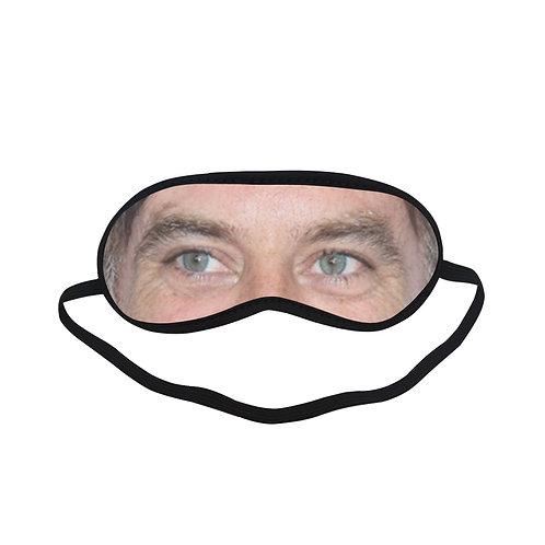 EOL282 Paul Thomas Anderson Eye Printed Sleeping Mask