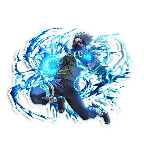 NRT107 Hatake Kakashi Copy Ninja Shinobi Naruto anime sti