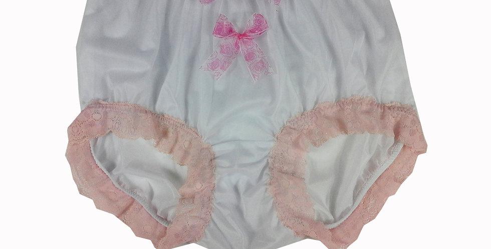 NNH10D19 Handmade Panties Lace Women Men Briefs Nylon Knickers