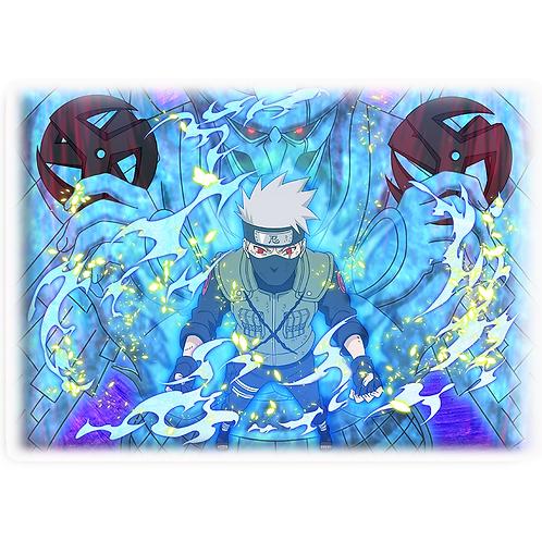 NRT111 Hatake Kakashi Copy Ninja Shinobi Naruto anime sti