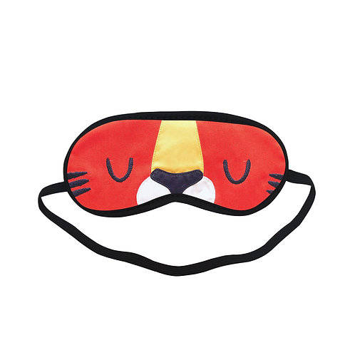 BTEM444 Tiger eyemask Eye Printed Sleeping Mask