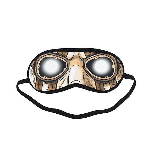 SPM135 Sunglasses Villian Eye Printed Sleeping Mask