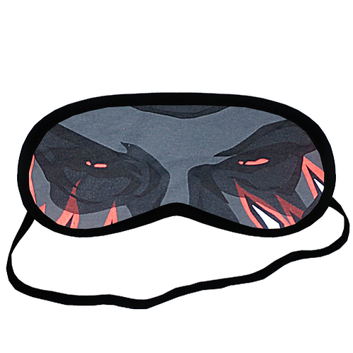EYMt1641 Balor Eye Printed Sleeping Mask
