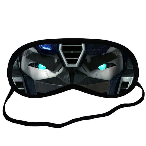 EYM609 Transformer Optimus Prime Eye Printed Sleeping Mask