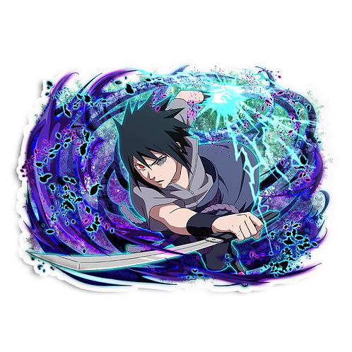 NRT478 Uchiha Sasuke Rinnegan Sharingan Naruto anime s