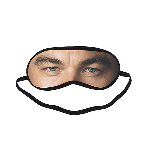 JTEM484 The Great Gatsby Eye Printed Sleeping Mask