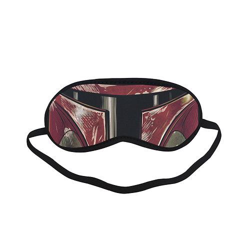 SPM133 star war soldier Eye Printed Sleeping Mask
