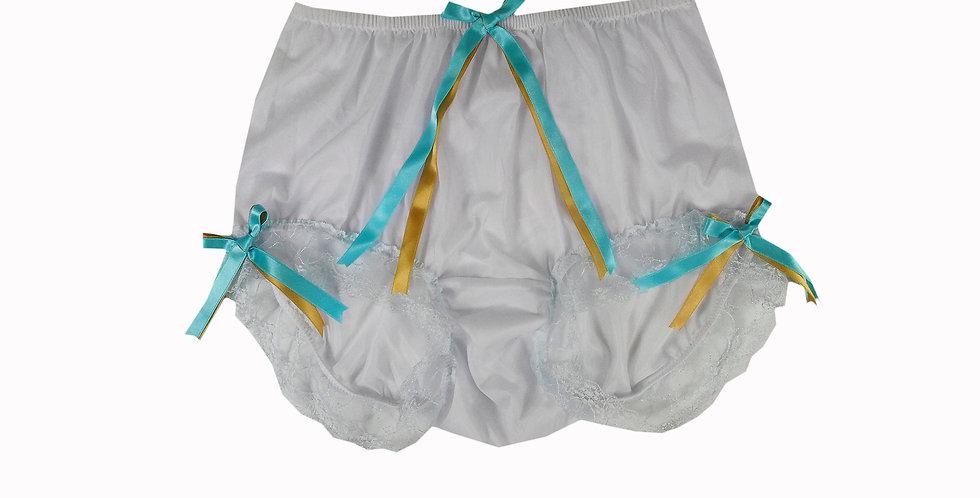 NNH11D102 Handmade Panties Lace Women Men Briefs Nylon Knickers