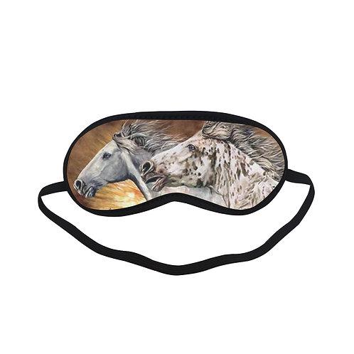 ATEM229B horses Animal Eye Printed Sleeping Mask