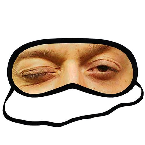 EYM1517 Mesut Özil Eye Printed Sleeping Mask