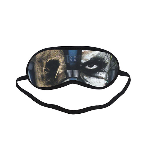 ITEM138 Batman Joker Eye Printed Sleeping Mask