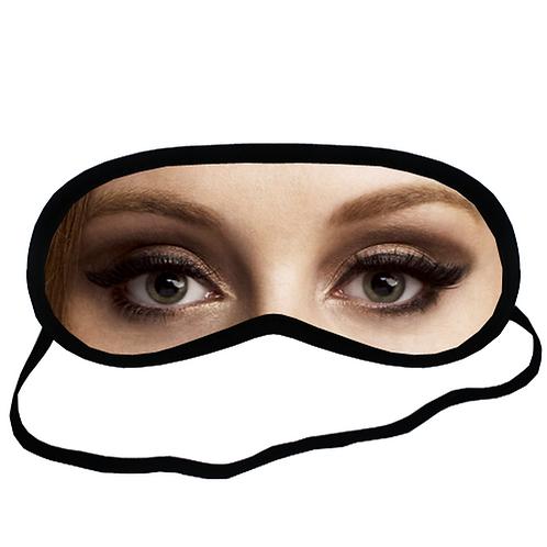 EYM058 Adele Singer Celebrity Eye Printed Sleeping Mask