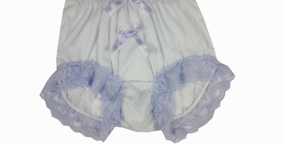 NNH10D91 Handmade Panties Lace Women Men Briefs Nylon Knickers