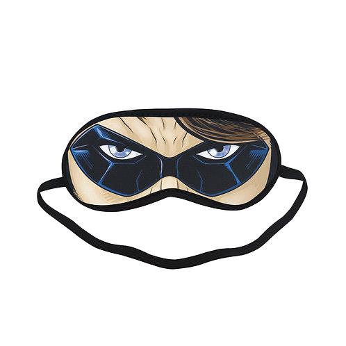 SPM142 nightwing Eye Printed Sleeping Mask