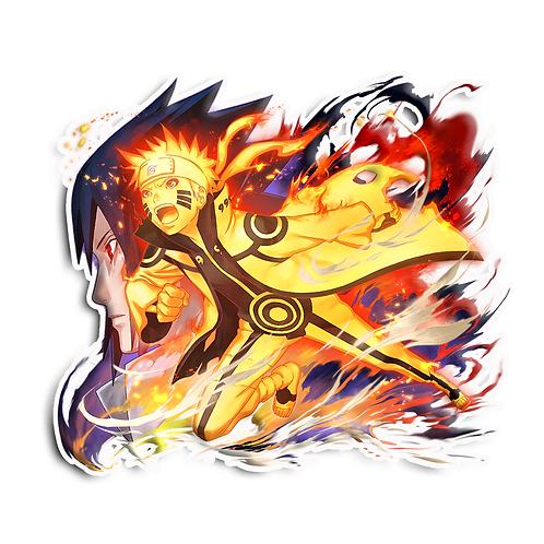 NRT365 Sasuke and Naruto anime s