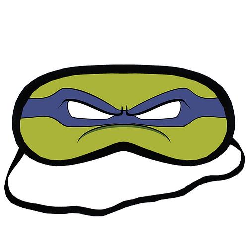 EYM1115 Animae Cosplay Eye Printed Sleeping Mask