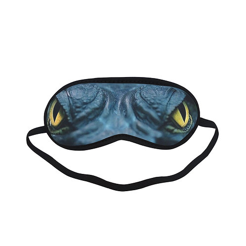 SPM549 crocodile Eye Printed Sleeping Mask